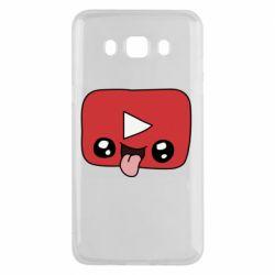 Чохол для Samsung J5 2016 Cheerful YouTube