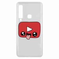 Чохол для Samsung A9 2018 Cheerful YouTube