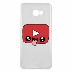 Чохол для Samsung J4 Plus 2018 Cheerful YouTube