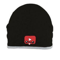 Шапка Cheerful YouTube