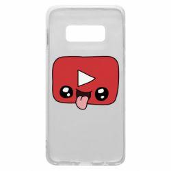Чохол для Samsung S10e Cheerful YouTube