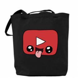Сумка Cheerful YouTube