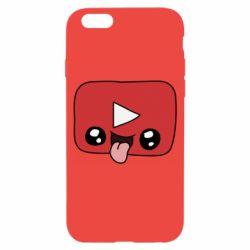 Чохол для iPhone 6/6S Cheerful YouTube
