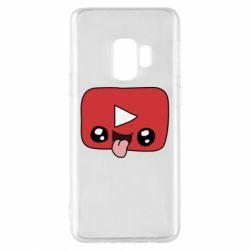 Чохол для Samsung S9 Cheerful YouTube