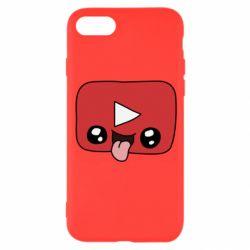 Чохол для iPhone 8 Cheerful YouTube