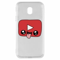 Чохол для Samsung J3 2017 Cheerful YouTube