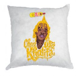 Подушка Cheez Wiz Khalifa