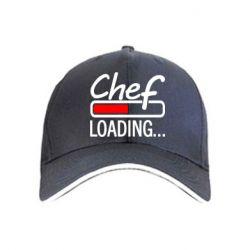 Кепка Chef loading