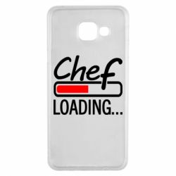 Чехол для Samsung A3 2016 Chef loading