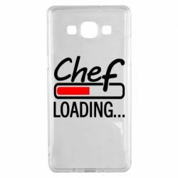 Чехол для Samsung A5 2015 Chef loading