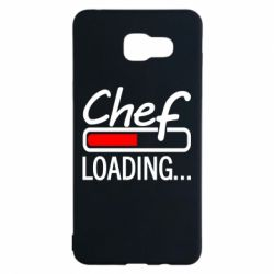 Чехол для Samsung A5 2016 Chef loading