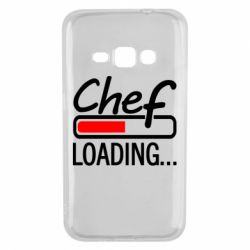 Чехол для Samsung J1 2016 Chef loading