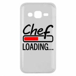 Чехол для Samsung J2 2015 Chef loading