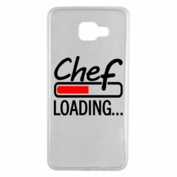 Чехол для Samsung A7 2016 Chef loading