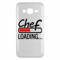 Чехол для Samsung J3 2016 Chef loading