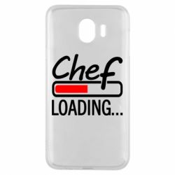 Чехол для Samsung J4 Chef loading