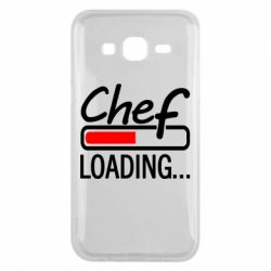 Чехол для Samsung J5 2015 Chef loading