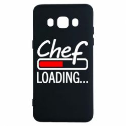 Чехол для Samsung J5 2016 Chef loading