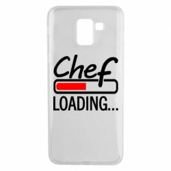 Чехол для Samsung J6 Chef loading