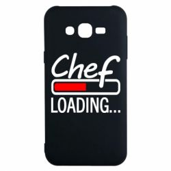 Чехол для Samsung J7 2015 Chef loading