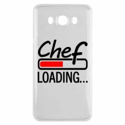 Чехол для Samsung J7 2016 Chef loading