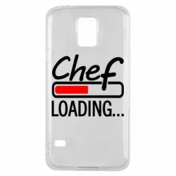 Чехол для Samsung S5 Chef loading