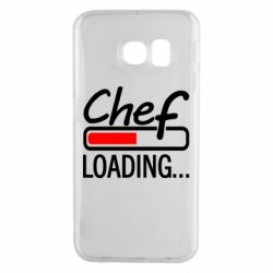 Чехол для Samsung S6 EDGE Chef loading