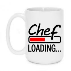 Кружка 420ml Chef loading