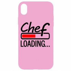 Чехол для iPhone XR Chef loading