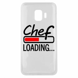 Чехол для Samsung J2 Core Chef loading