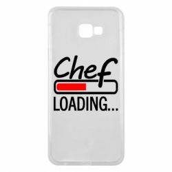 Чехол для Samsung J4 Plus 2018 Chef loading