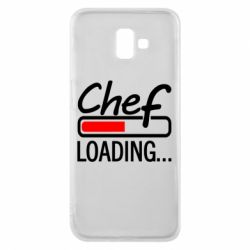 Чехол для Samsung J6 Plus 2018 Chef loading