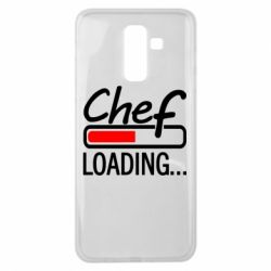Чехол для Samsung J8 2018 Chef loading