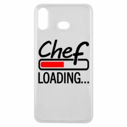 Чехол для Samsung A6s Chef loading