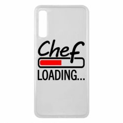 Чехол для Samsung A7 2018 Chef loading
