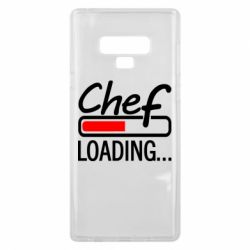 Чехол для Samsung Note 9 Chef loading