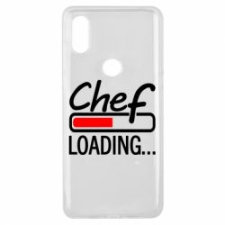 Чехол для Xiaomi Mi Mix 3 Chef loading