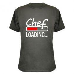 Камуфляжная футболка Chef loading