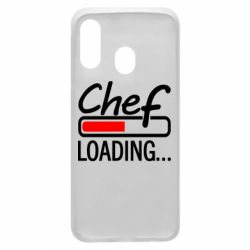 Чехол для Samsung A40 Chef loading