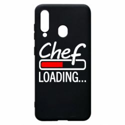 Чехол для Samsung A60 Chef loading