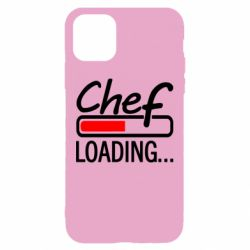 Чехол для iPhone 11 Chef loading
