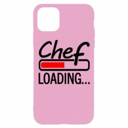 Чехол для iPhone 11 Pro Chef loading