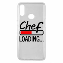 Чехол для Samsung A10s Chef loading