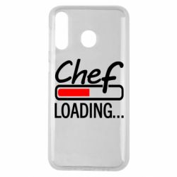 Чехол для Samsung M30 Chef loading