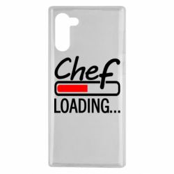 Чехол для Samsung Note 10 Chef loading