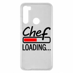 Чехол для Xiaomi Redmi Note 8 Chef loading