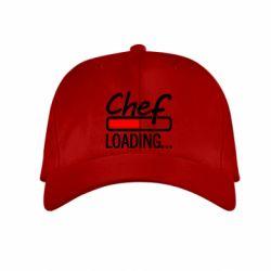Детская кепка Chef loading
