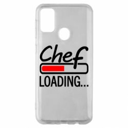 Чехол для Samsung M30s Chef loading