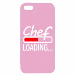 Чехол для iPhone5/5S/SE Chef loading