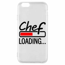 Чехол для iPhone 6/6S Chef loading
